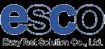 イージーテストソリューション株式会社(ESCO)ロゴ