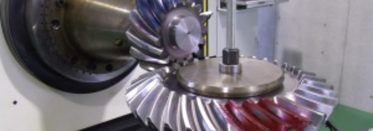 ギアテック(geartec.cz)社製ギア検査装置