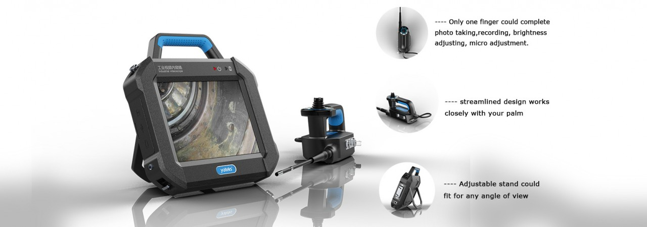 Yateks社製工業用内視鏡