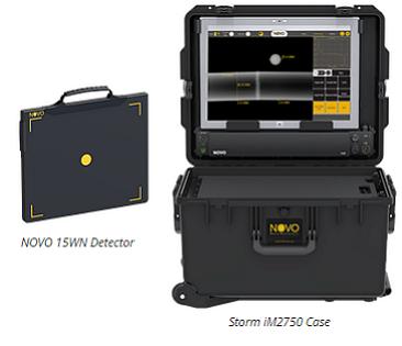NOVOデジタルラジオグラフィ装置(15インチ検出器搭載)