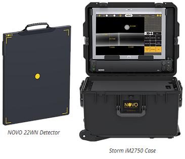 NOVOデジタルラジオグラフィ装置(22インチ検出器搭載)