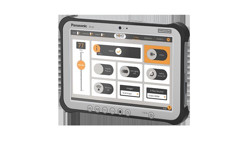 7インチタブレットPC(タフブック)
